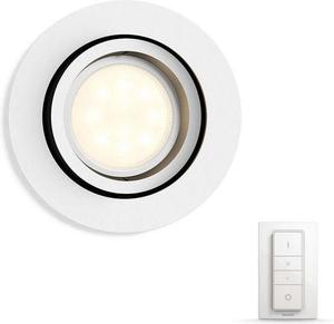 Philips HUE Milliskin svietidlo podhľadové LED GU10 5,5W 250l 3000 6000K biela 50411/31 / P7