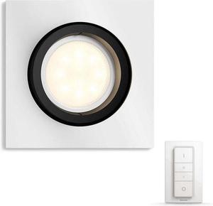 Philips HUE Milliskin svietidlo podhľadové LED GU10 5,5W 250l 3000 6000K hliník 50421/48 / P7