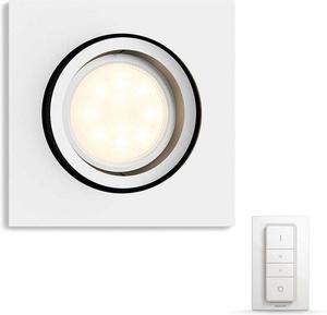 Philips HUE Milliskin svietidlo podhľadové LED GU10 5,5W 250l 3000 6000K biela 50421/31 / P7