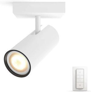 Philips HUE Burratto svietidlo bodové LED GU10 5,5W 250l 3000 6000K biela 50461/31 / P7