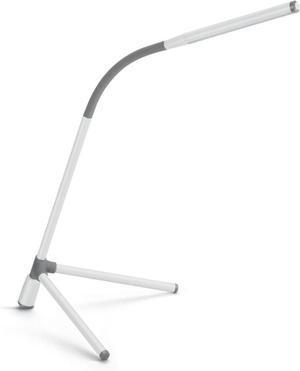 Geometry lampa stolná LED 1,5W 180lm 4000K biela/šedá