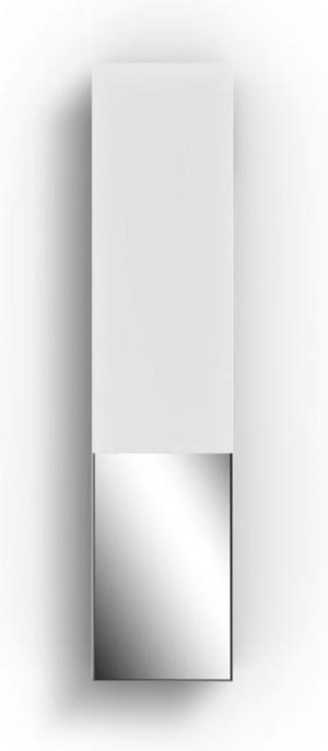 Seabird svietidlo nástenné LED 4,5W 500lm 2700K IP44 lesk.chrom