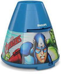 Disney Avengers projektor LED 0,1W bez batérií