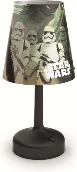 Disney Kylo Ren lampa stolná LED 0,6W 55lm 2700K bez batérií