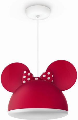 Disney Minnie Mouse svietidlo závesné E27 10W so zdrojom