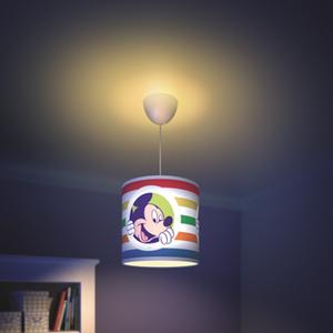 Disney Micky Mouse svietidlo závesné E27 23W so zdrojom