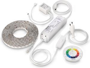 Philips LED pásik 27W RGB 5m LED 230V 70980/55/PH