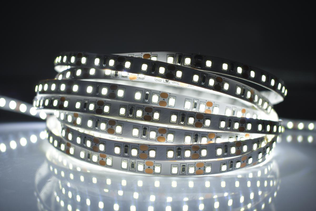 LED pásik 6565SMD 24W/m bez krytia denní biela