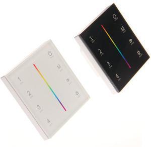Ovládač DimLED OV RGB DMX230K4 farba čierna