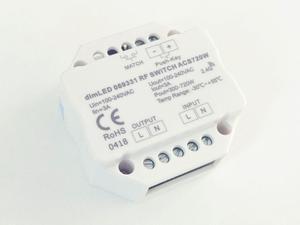 Spínač DimLED RF ACS720W