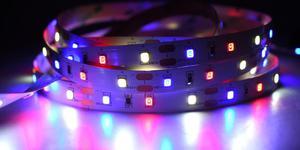 LED pásik 12AKVA 6012-WBR pre akvária 12V