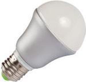 LED žiarovka MCOB E27 5W studená biela