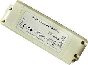 Napájací zdroj k LED panelu 30W stmievateľný DALI