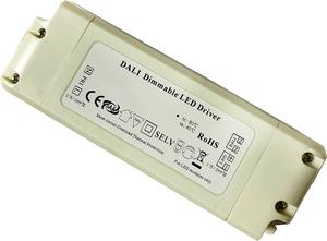 Napájací zdroj k LED panelu 25W stmievateľný DALI