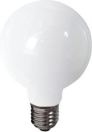 LED žiarovka E27 A80 8W Miniglobe EYE 360 teplá biela