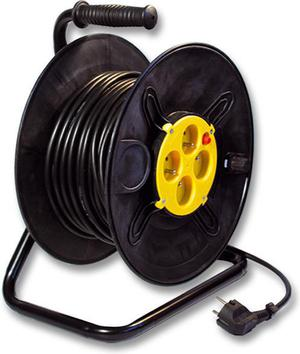Predlžovací kábel Buben 50m 3x1,5mm2