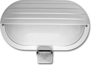 LED stropné svietidlo 10W neutrálna biela IP144 s čidlom