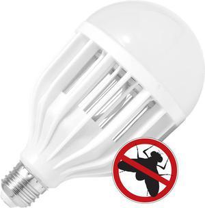 Žiarovka proti hmyzu, 8W LED + 2W UV
