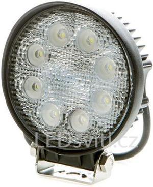 LED Arbeitsscheinwerfer 24W 10 30V