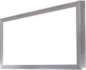Silbern LED Panel mit Rahmen 300 x 600mm 30W Warmweiß