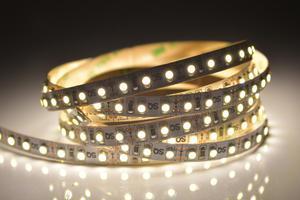 LED Streifen 9,6W/m ohne Schutz Tageslicht