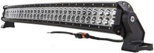 LED Arbeitsleuchte 252W BAR 9 30V verbogenes