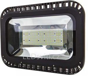 Schwarzer LED Strahler 250W Tageslicht