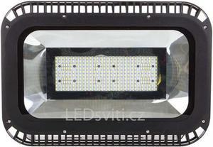 Schwarzer LED Strahler 300W Tageslicht