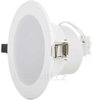 Eingebaute rundes LED Lampe 15W 145mm Warmweiß IP63
