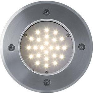 Boden einbaustrahler LED Lampe 12V 2W 24LED Warmweiß