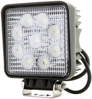 Eckig LED Arbeitsleuchte 27W 10 30V