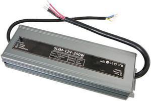 Außen trafo SLIM 24V 12,5A 300W IP67