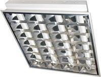 LED eingebaute Lampe 4x 60cm (ohne Roehren)