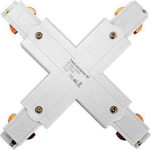 X Verbindungsstück für Weiß 3-Phase Profil