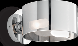 Ideal lux LED Anello Cromo Wand Lampe 4,5W 28323