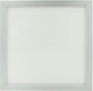 Silbern decken LED Panel 300 x 300mm 18W Kaltweiß