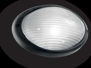 Ideal lux LED Mike 50 big nero decken Lampe 5W 61801