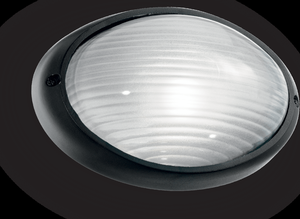 Ideal lux LED Mike 50 small nero decken Lampe 5W 61771