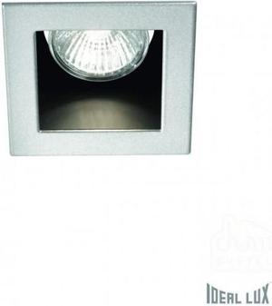 Ideal lux LED Funky Nickel Wand Lampe 5W 83209