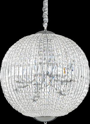 Ideal lux LED Luxor haengende Lampe 2x4,5W 116235