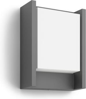 Philips LED Arbour 4000k Lampe außen Wand 6W 16460/93/P3
