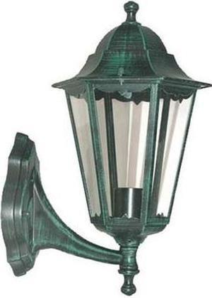 Patina LED Retro Wandleuchte 8W Warmweiß Z6101 PAT