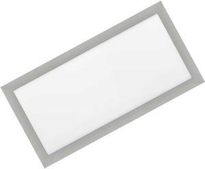Silbern eingebauter LED Panel 300 x 600mm 30W Kaltweiß