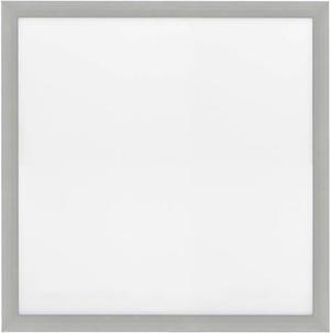 Silbern eingebauter LED Panel 600 x 600mm 48W Tageslicht