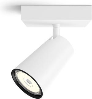 Philips LED Spotlicht GU10 10W Tageslicht weiss Paisley 50571/31/PN