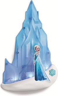 Philips LED Walled Frozen Licht 3x0,09W inkl. Batterien Disney 71942/08/P0
