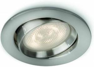 Philips LED deckenbeleuchtung 4,5W Ellipse Warmweiß 59031/17/P0