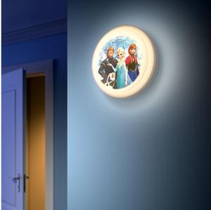 Philips LED Licht Frozen deckenbeleuchtung 4x2,5W Disney Warmweiß 71884/08/P0