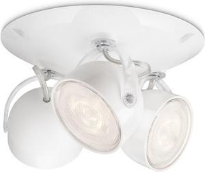 Philips LED Spotlicht 3x3W Dyna Warmweiß 53233/31/16