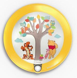 Philips LED Kinderlampe Teddybär Night mit 0,06W Schlüssel Well Beach 71765/34/16